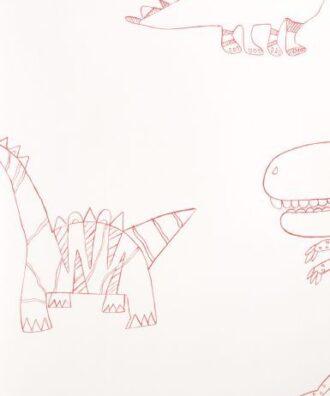 Tapeta Harlequin What a Hoot! 70525 w dinozaury