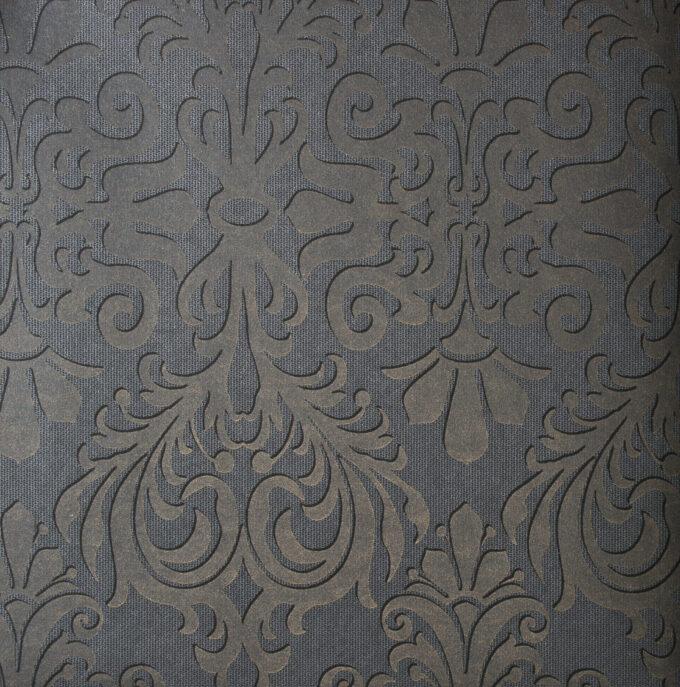 Tapeta Khroma Piano PIA003 grafitowa ornament